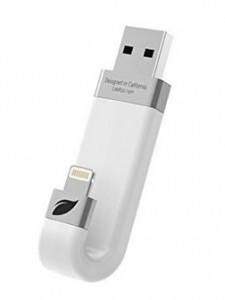 Leef iBridge iPhone Speicher Stick weiss